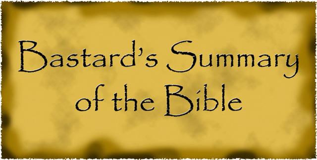 Bastard's Summary of the Bible
